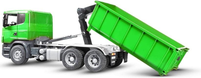 حاويات نقل مخلفات البناء